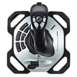 Logitech G Extreme 3D Pro Joystick, Drehknopf Rudersteuerung, 12 Programmierbare Tasten, 8-Wege...